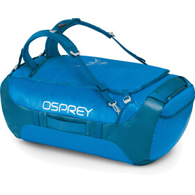Osprey Transporter 95 Duffel, kingfisher blue
